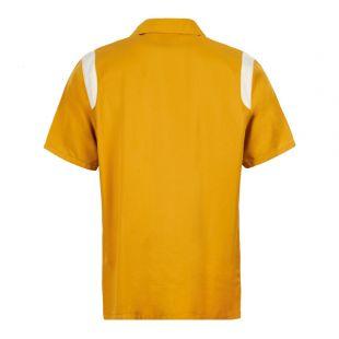 Shirt Bowling Jack - Turmeric Yellow