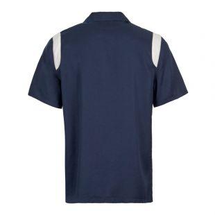 Shirt Bowling Jack - Night Blue