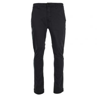 Slim Adam Chinos - Dark Midnight