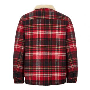 Jacket – Plaid Red Alert