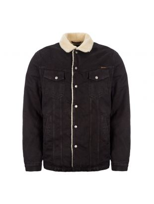 Nudie Jeans Jacket Lenny | 160684 BLK Black