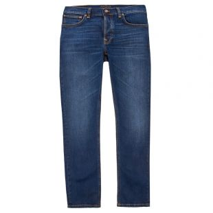 nudie jeans grim tim 113039 ink navy