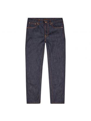 Nudie Jeans Lean Dean Dry 112742 Ecru Navy Aphrodite 1994