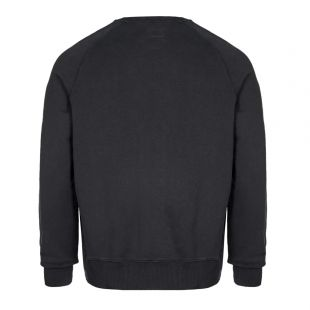 Sweatshirt Melvin - Black