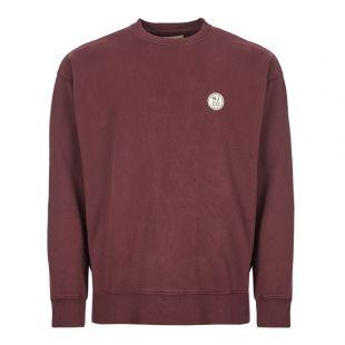 Sweatshirt Lukas - Burgundy