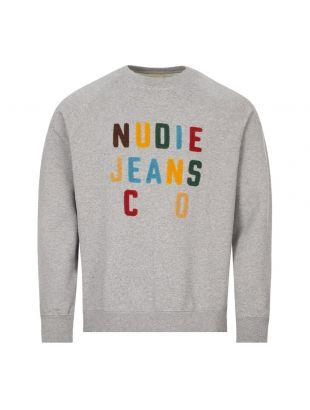 Nudie Jeans Sweatshirt | 150448 Grey