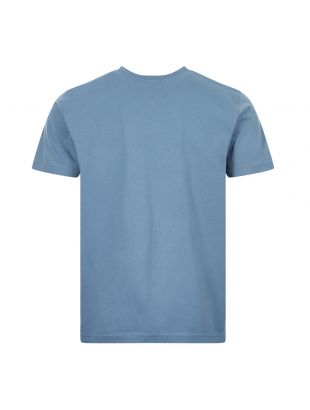 T-Shirt Daniel Logo - Petrol Blue