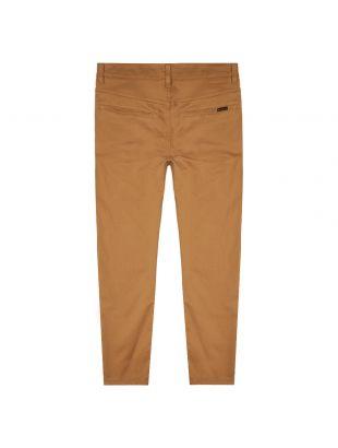 Slim Adam Jeans - Camel