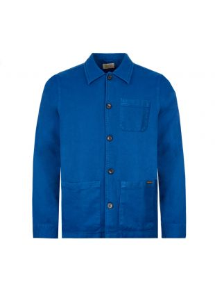 Nudie Jeans Worker Jacket | Blue 160676 | Aphrodite
