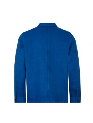 Worker Jacket - Blue