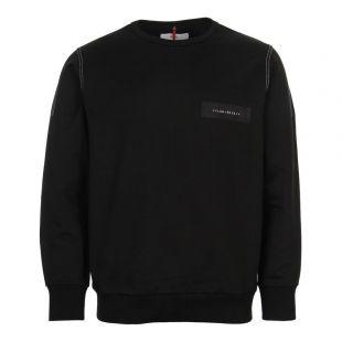 OAMC Sweatshirt Dymo in Black I025618 89 00 03
