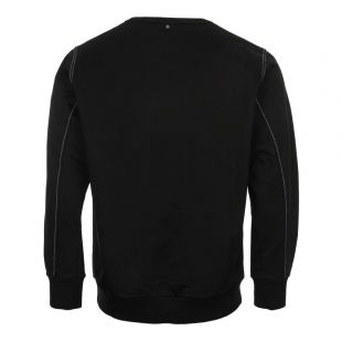 Sweatshirt - Dymo Black