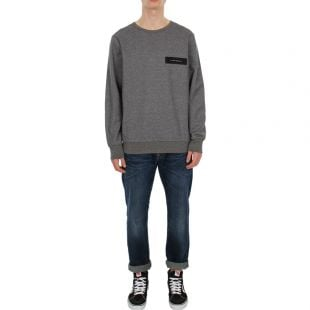 Sweatshirt - Dymo Grey