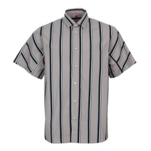 Shirt - Pulse Stripe Grey