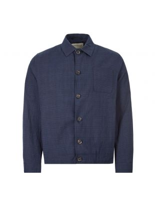 oliver spencer jacket buckland | OSMJ311 HES01 navy