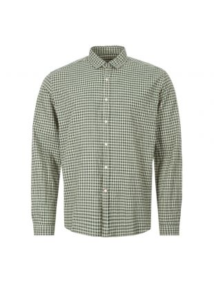 Shirt Clerkenwell Tab - Green