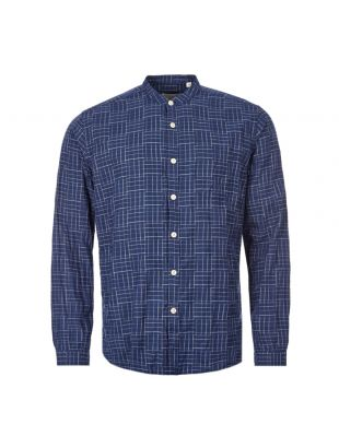 Shirt Grandad - Navy