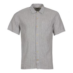 Oliver Spencer Hawaiian Shirt OSMS102 Blue