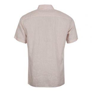 Shirt - Hawaiian Pink Stripe