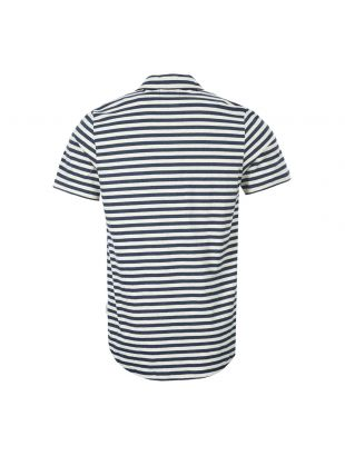 Polo Shirt Hawthorn - Navy / Beige