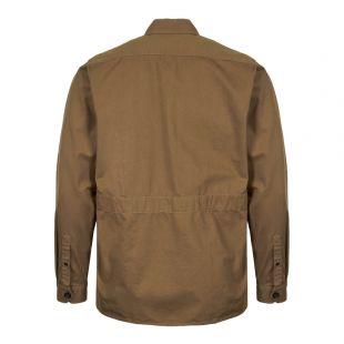 Overshirt Travel - Brown