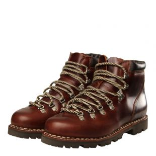 Avoriaz Boots - Brown