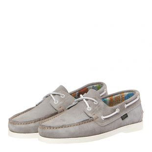 Boat Shoes Barth - Grey Suede
