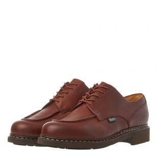 Shoes Chambord Tex - Brown