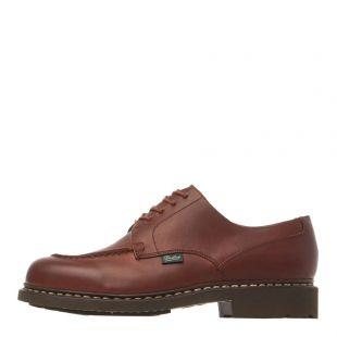 Paraboot Shoes Chambord Tex   710708 Brown