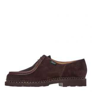 paraboot michael marche II shoes 715849 brown