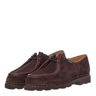 Michael Marche II Shoes - Brown