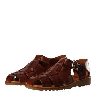 Sandals - Marron