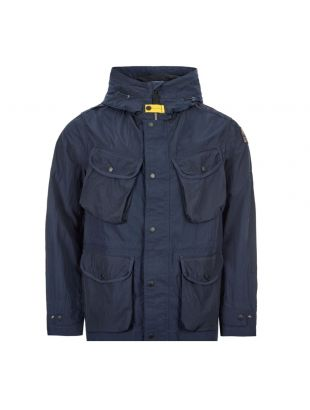 Parajumpers Hadar Jacket TP02  In Navy At Aphrodite Clothing