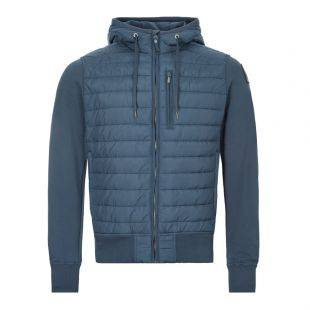 parajumpers ivor jacket FP01 708 blue