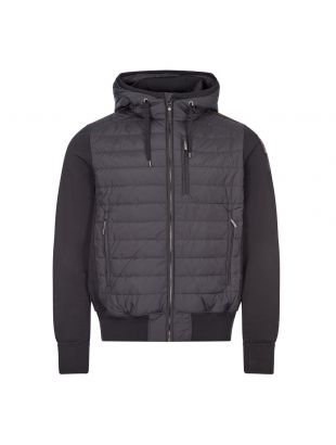 parajumpers ivor jacket PM FLE FP01 541 black