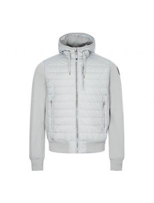 parajumpers ivor jacket PM FLE FP01 669 quarry