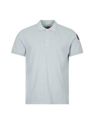 Parajumpers Basic Polo Shirt | Quarry Blue