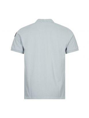 Basic Polo Shirt - Quarry Blue