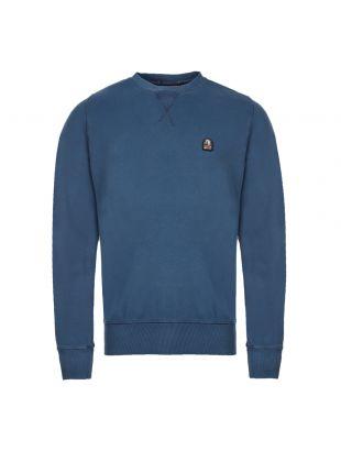 Parajumpers Sweatshirt Caleb  | CF21|708 Blue