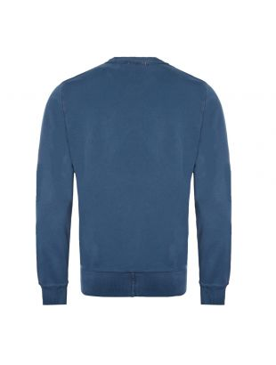 Sweatshirt Caleb  - Blue