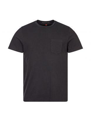 Parajumpers Pocket T-Shirt | Black