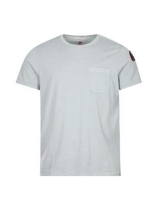 Parajumpers Pocket T-Shirt | Quarry Blue
