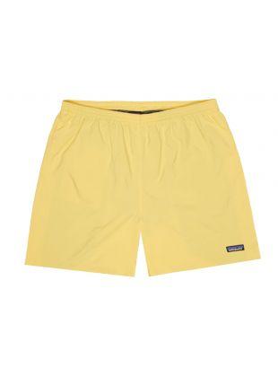 patagonia shorts baggies lights surfboard yellow