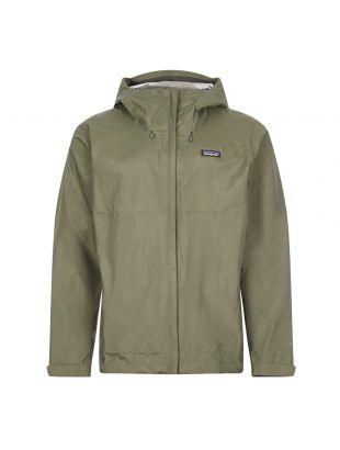 Patagonia Torrentshell 3L Jacket | 85240 INDG Olive Green | Aphrodite Clothing