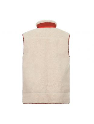 Gilet Retro X - Natural / Barn Red