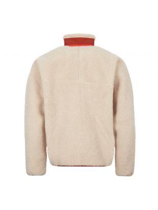 Jacket Retro - Beige / Rust