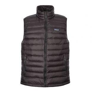 Patagonia Down Sweater Vest | 84622 BLK Black