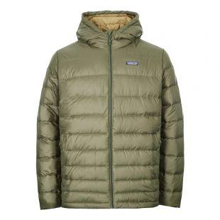 Patagonia Jacket Hi Loft Down Hoody 84902 INDG Olive