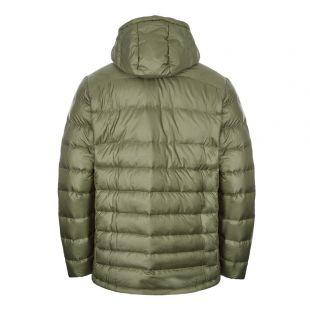 Jacket Hi Loft Down Hoody - Olive