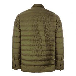 Jacket Silent Down – Olive